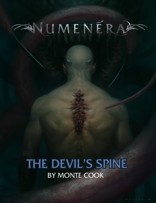 Portada de The Devil's Spine